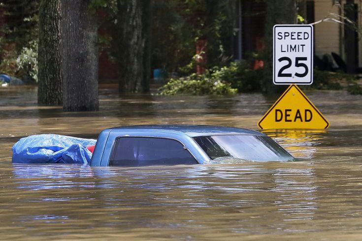 Στο έλεος των πλημμυρών οι μεσοδυτικές πολιτείες των ΗΠΑ – Newsbeast