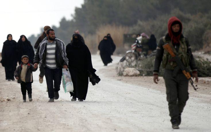 Σχεδόν 1.000 πρόσφυγες από τη Συρία επέστρεψαν στη χώρα τους – Newsbeast