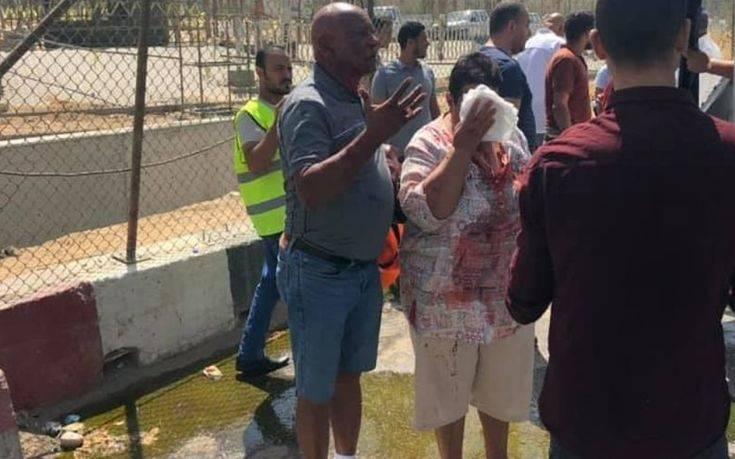 Ξένοι τουρίστες οι περισσότεροι από τους 14 τραυματίες – Newsbeast