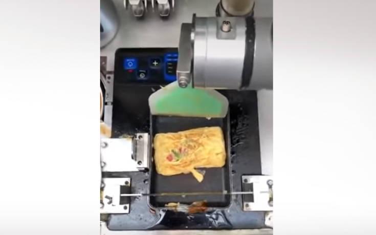 Θα τρώγατε ομελέτα από ένα ρομπότ; – Newsbeast