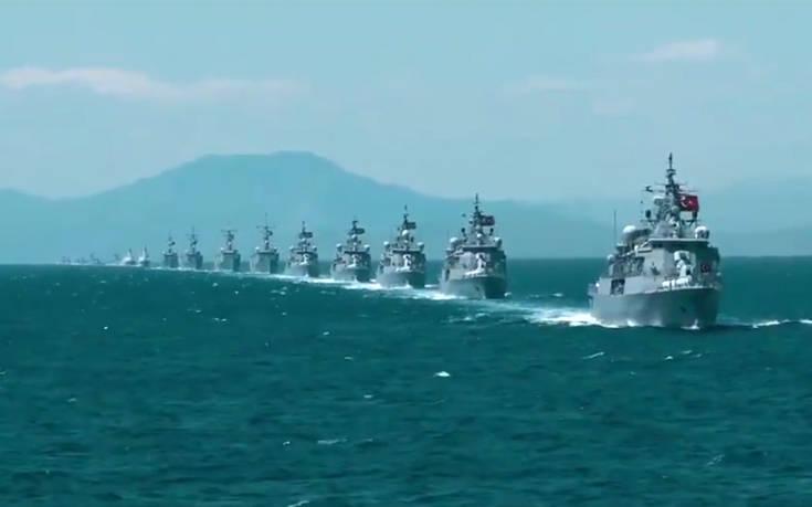 Αρμάδα 131 πλοίων «βγάζει» η Τουρκία σε Αιγαίο και Μεσόγειο – Newsbeast