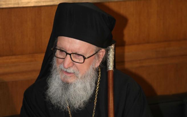 Παραιτήθηκε ο Αρχιεπίσκοπος Αμερικής Δημήτριος – Newsbeast
