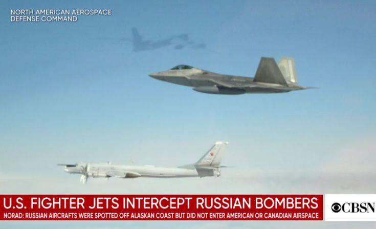 Αμερικανικά μαχητικά αναχαίτισαν ρωσικά βομβαρδιστικά στην Αλάσκα – Newsbeast