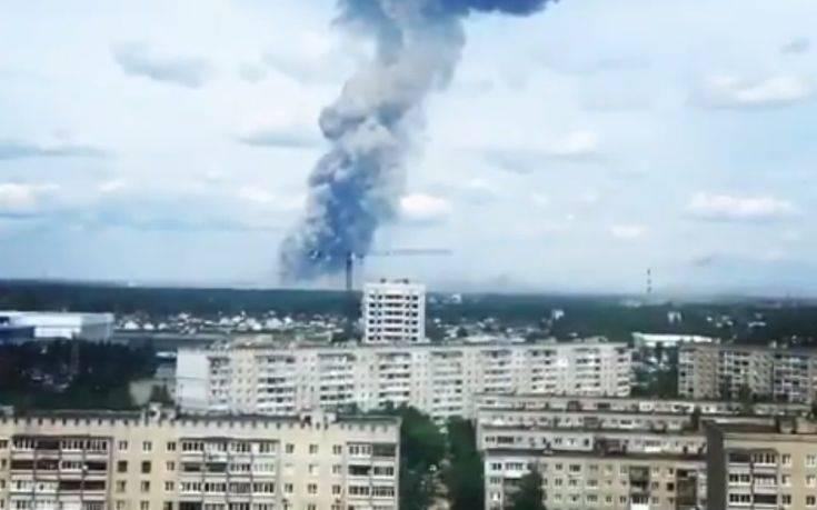 Στους 38 αυξήθηκαν οι τραυματίες από τις εκρήξεις σε εργοστάσιο της Ρωσίας – Newsbeast