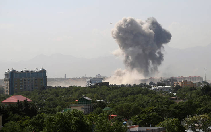 Ισχυρή έκρηξη στο Αφγανιστάν στο κέντρο της Καμπούλ – Newsbeast