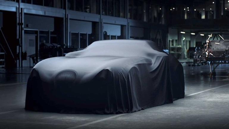 Χειροποίητο coupe με κινητήρα BMW από τη Wiesmann