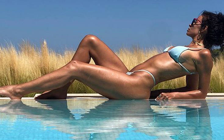 Το σέξι καλοκαίρι της Ελένης Φουρέιρα – Newsbeast
