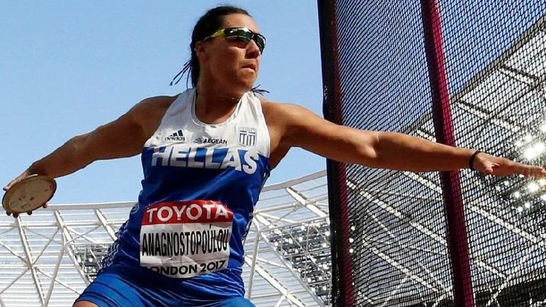 Χάλκινο μετάλλιο για την Αναγνωστοπούλου στο Παγκόσμιο Στρατιωτικό πρωτάθλημα