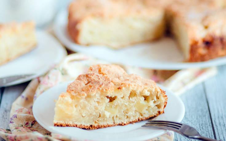 Ιρλανδέζικο κέικ με μήλο – Newsbeast