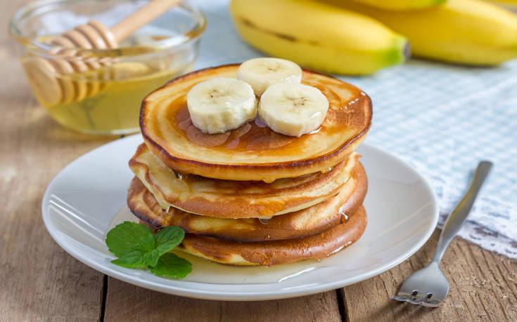 Pancakes με μπανάνα – Newsbeast