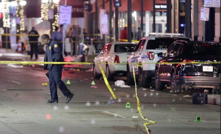 Πυροβολισμοί σε δρόμο της Νέας Ορλεάνης – Newsbeast