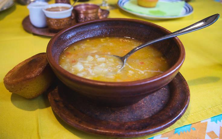 Ξινός τραχανάς σούπα – Newsbeast