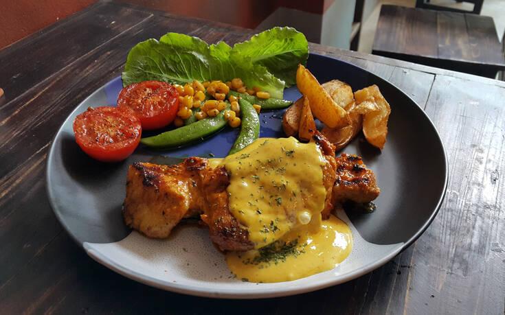 Χοιρινές μπριζόλες με μουστάρδα – Newsbeast