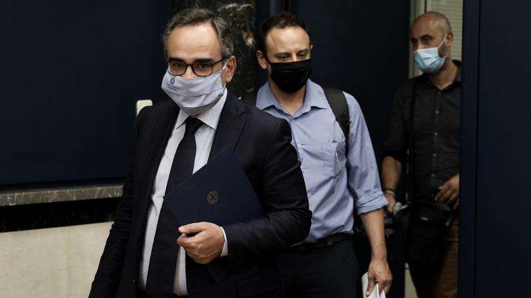 Κοντοζαμάνης: 144 φιαλίδια με ρεμδεσιβίρη παρέλαβε η Ελλάδα