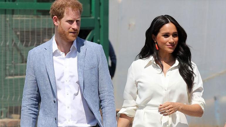 Η Meghan Markle και ο πρίγκιπας Ηarry ποζάρουν για τo περιοδικό «ΤΙΜΕ»
