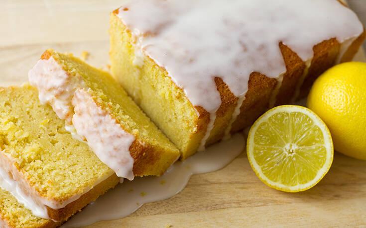 Εύκολο κέικ λεμόνι – Newsbeast