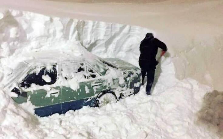 Όταν στη Ρωσία μιλούν για κρύο, το εννοούν